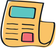 <p>المقالات والمدونات</p>  icon
